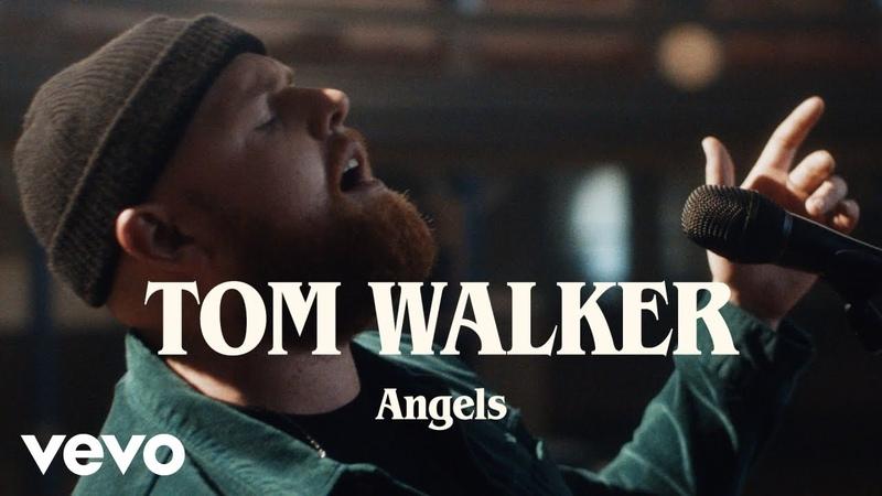 Tom Walker - Angels (Live) | Vevo UK LIFT
