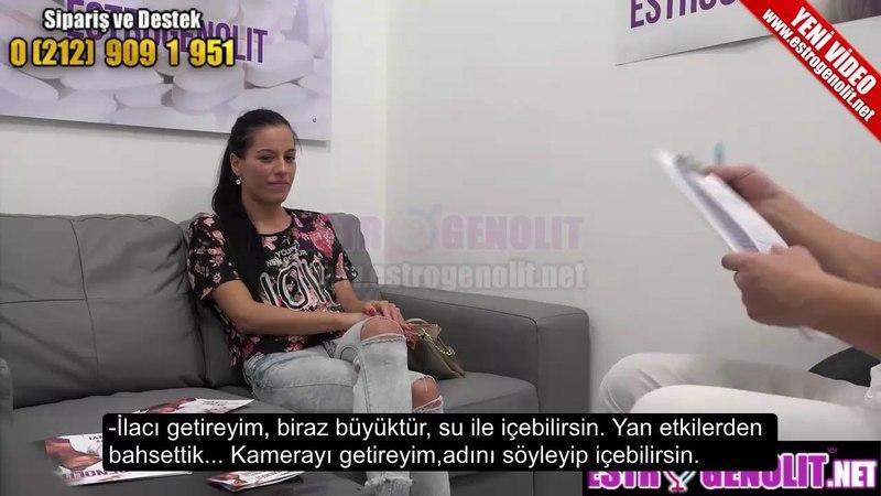 EŞLERDE CİNSEL TERAPİ ESTROGENOLİT