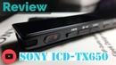 Máy ghi âm tốt nhất dành cho Youtuber Unboxing Sony ICD - TX650 Kiet Pahm Gopro 6