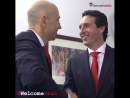 What are your thoughts on the appointment of UnaiEmery as head coach?