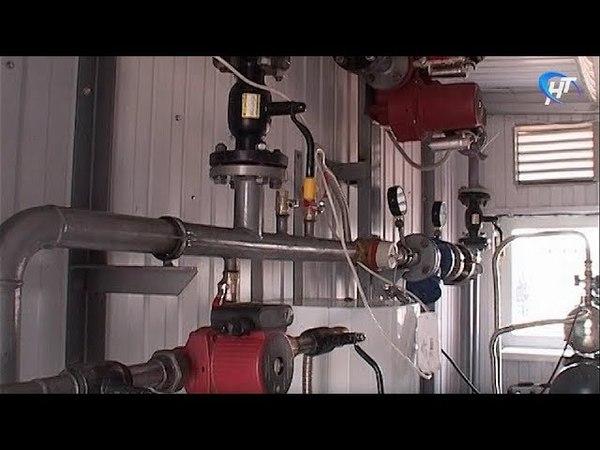 На котельной отапливающей школу в деревне Бурга произошла утечка топлива