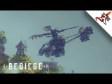 Besiege - Apache Helicopter [Amazing Creation]