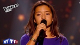 The Voice Kids France 2016 Maha Out here on my own (Irene Cara) Blind Audition