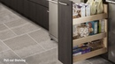 Schuler Kitchen Cabinets Storage Solutions Pull Out Pantry