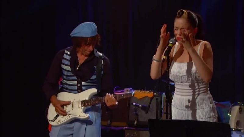 Jeff Beck Imelda May - Remember (Walking In The Sand) - Live at Iridium Jazz Club N.Y.C. - HD