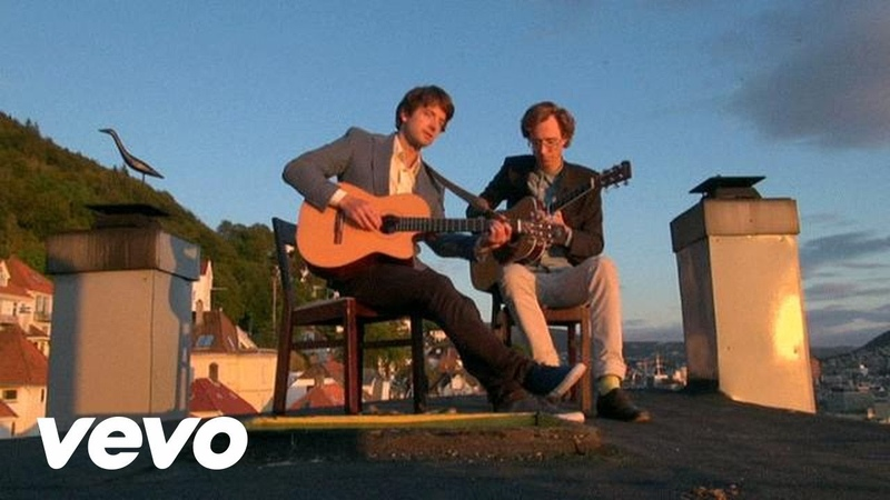 Kings Of Convenience Me in You