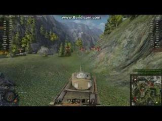 WOT три танкиста три весёлых друга