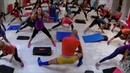 45 min Legs Butt Workout Exercises Toned Legs Butt Abs Home Booty Workout No Equipment