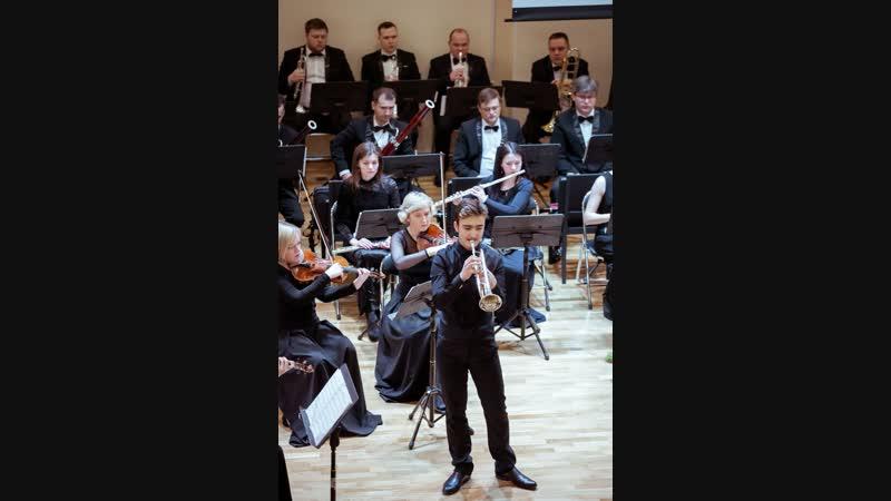 Мурашов Дмитрий ( труба )