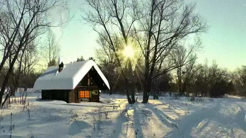 До зимы осталось...