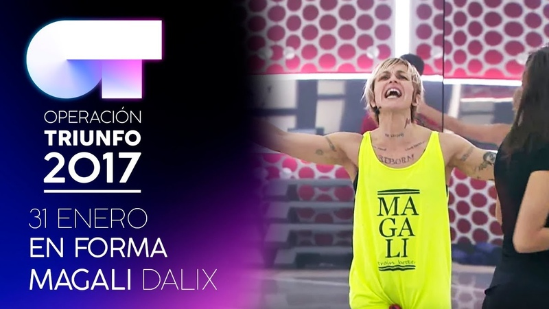 EN FORMA con Magali Dalix (31 ENE) | OT 2017