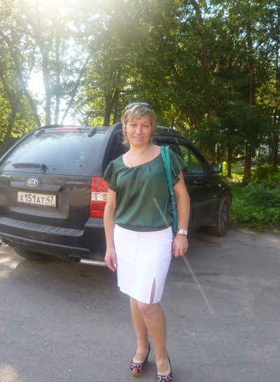 Лена Абрамова, 2 января 1977, Тихвин, id174542165