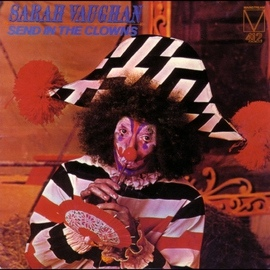Sarah Vaughan альбом Send In The Clowns