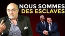 GILETS JAUNES : MACRON et la Mise en Esclavage des Français