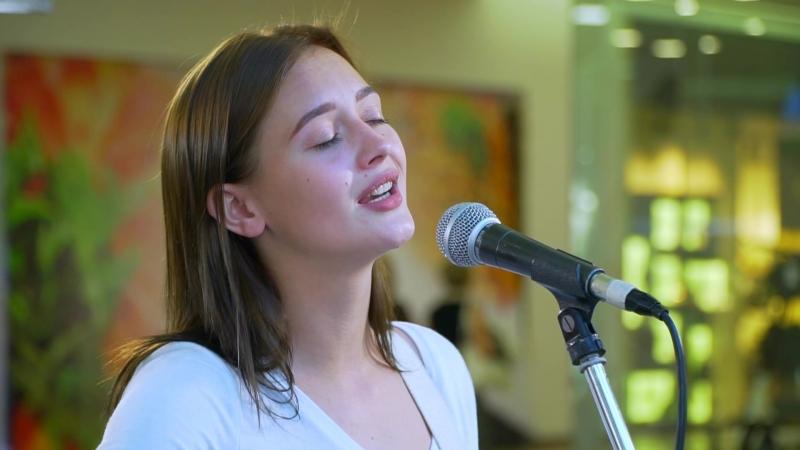 Выступление Леры в проекте Сыграй меня,если сможешь
