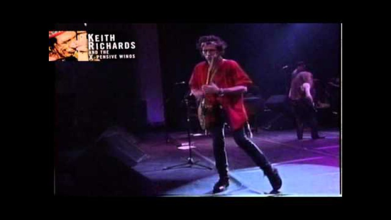 Keith Richards - Take It So Hard (Live 1993)