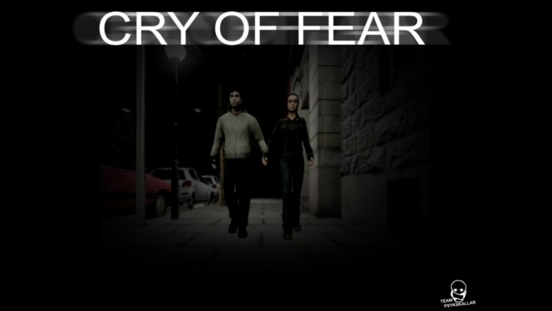 [Cry Of Fear] Рефлексия по первому учебному дню где-то в пучине безумия!