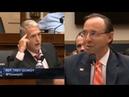 """Lie and You Go To Jail"" Trey Gowdy BLAST Rod Rosenstein before Congress"