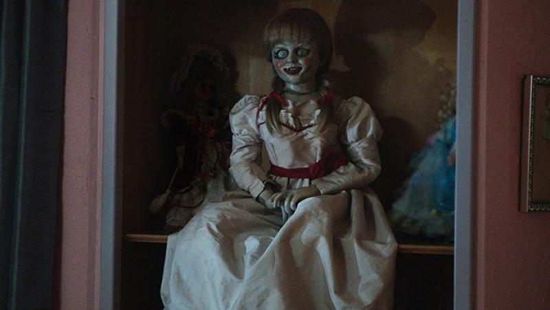 Фильмы Ужасов - Проклятие Аннабель (2014) » Freewka.com - Смотреть онлайн в хорощем качестве