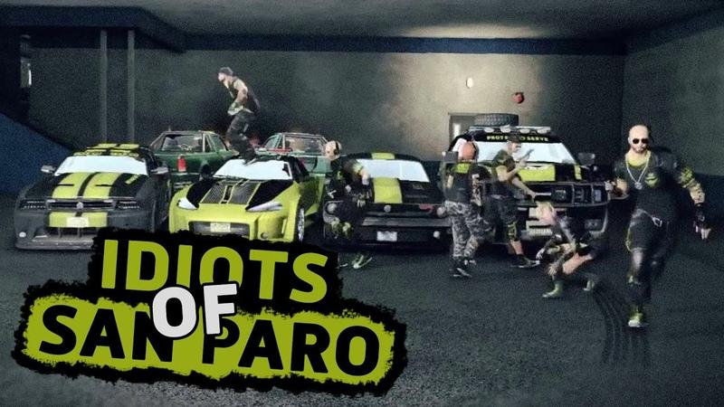 Idiots of San Paro - Идиоты Сан Паро | APB Reloaded