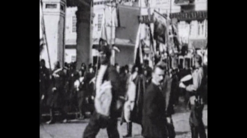 014. Август 1914 года. Западный фронт