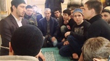 Russian guy converted to Islam in the Moscow Cathedral Mosque Русский парень принимает Ислам