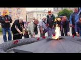 Мотопробег к 100 летию со дня рождения Александра Солженицына
