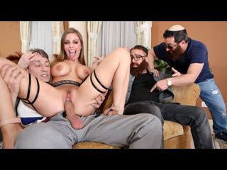 [cucked] britney amber - rabbi converts britney with that hard cock newporn2019