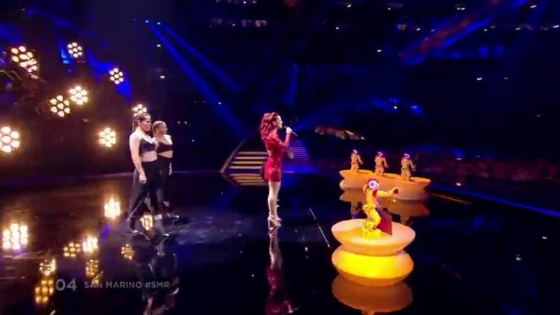 Jessika feat Jenifer Brening Who We Are Евровидение 2018 Сан Марино