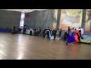 Марк Настя яччччччччч Открытые Российские соревнования по танцевальному спорту Чемпионат ЮФО Студенты стандарт Шахты 2018 г