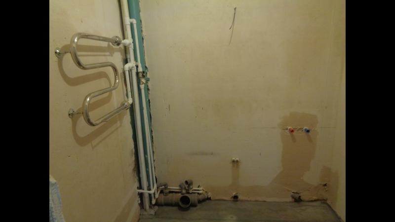 Ремонт квартир в Вологде Ул Воркутинская 1 комнатная 40 м2 Выполнено Демонтаж старых плитки ламината обоев дверей Заме