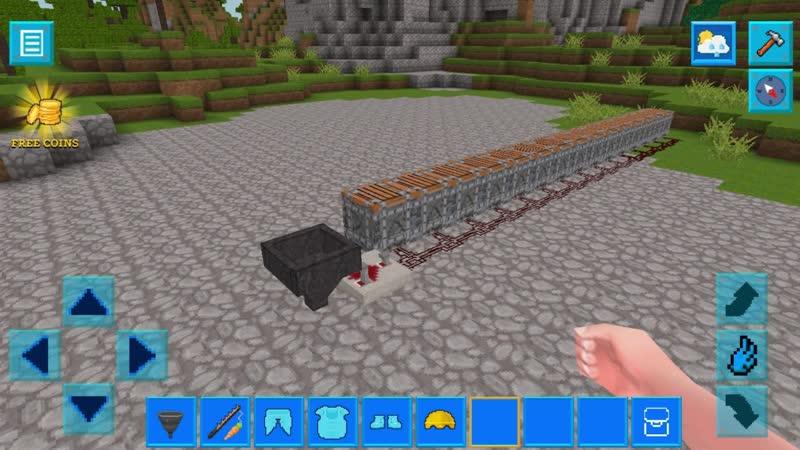 PrimalCraft ( with Skins Export to Minecraft) - Как использовать компаратор?