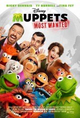 Muppets Most Wanted<br><span class='font12 dBlock'><i>(Muppets Most Wanted)</i></span>