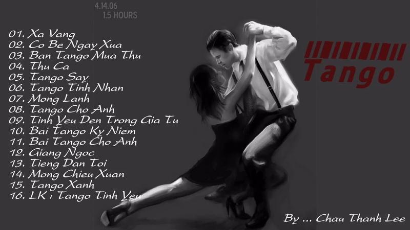 Những Bài Tango Hay Nhất (Vol.1)