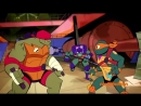 «Эволюция Черепашек-ниндзя» на Nickelodeon