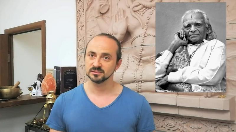 Александр Таишев - позвоночник и Хатха-йога