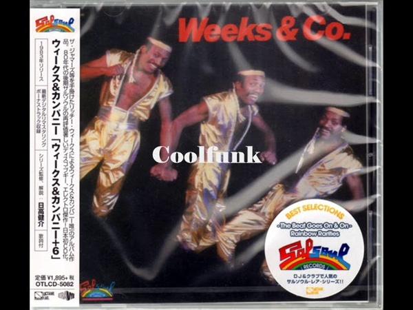 Weeks Co - If You're Looking for Fun (Original Shep Pettibone 12 Master Dub Version)