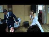 Свадебный танец Руслана и Зилии (СУПЕР!!!!!!!!!!!МОЛОДЦЫ!!!!!!)))