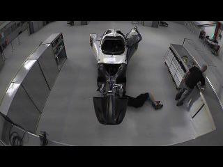 Nissan ZEOD RC - Начальная сборка автомобилей