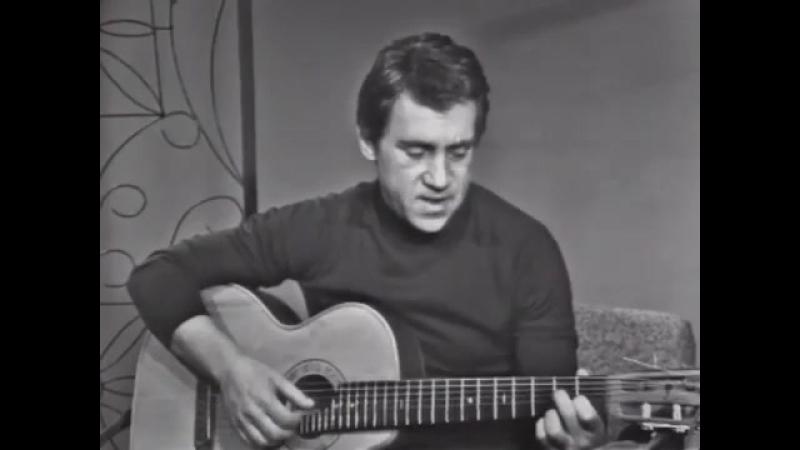 В С Высоцкий 1978 год ТВ Чечено Ингушетии Грозный