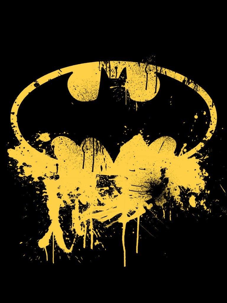 знак бэтмена как сделать