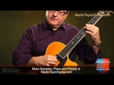 Fingerstyle Guitar with Martin Taylor Walking Bass Lines