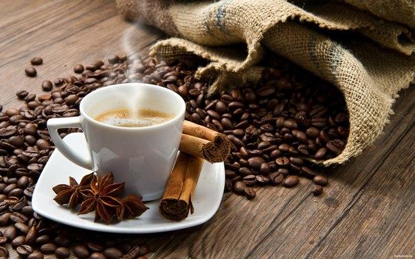 кофе корица