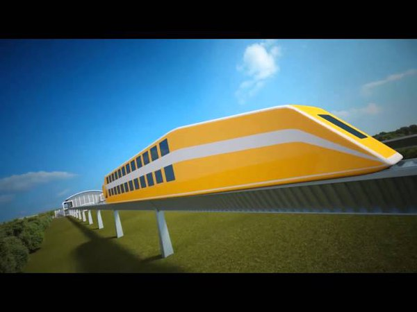 Dahir Insaat High Speed Railway