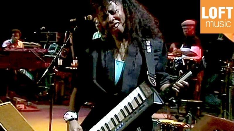 Carlos Santana Wayne Shorter Band - Once It's Gotcha (1988)