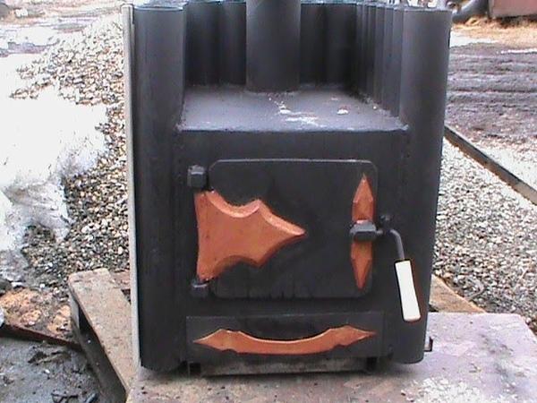 Изготовление печки конвекционной БРИЗ для бани, печь подходит для отопления гаража дачи.