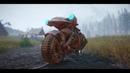 Elder Scrolls 5: Skyrim - Мод для Skyrim превращает лошадь в мотоцикл