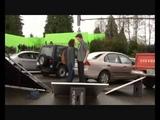 Filming the 'Happy Birthday' Scene in School Parking Lot - Bella's Birthday