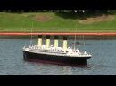 TITANIC RC Géant de 5 Mètres le Départ Full HD LFTA 2012 Bassin en fête Massy