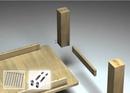 Сборка стола при помощи стяжки конической XS